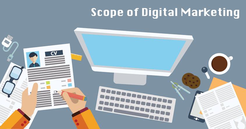 digital marketing course in meerut,scope of digital marketing