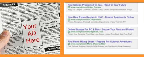 traditional marketing vs digital marketing image -vishalseo