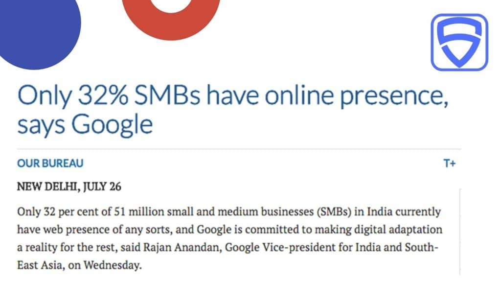 online Small business in india