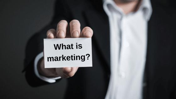 what is marketing-vishalseo