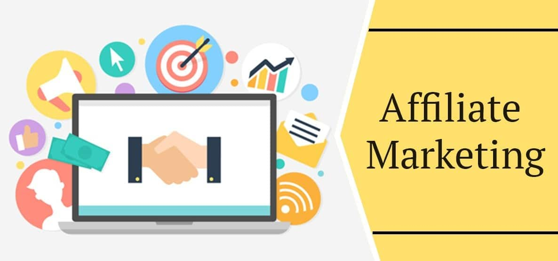 Affiliate marketing in free digital marketing course