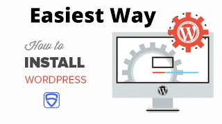 How to install wordpress With Server