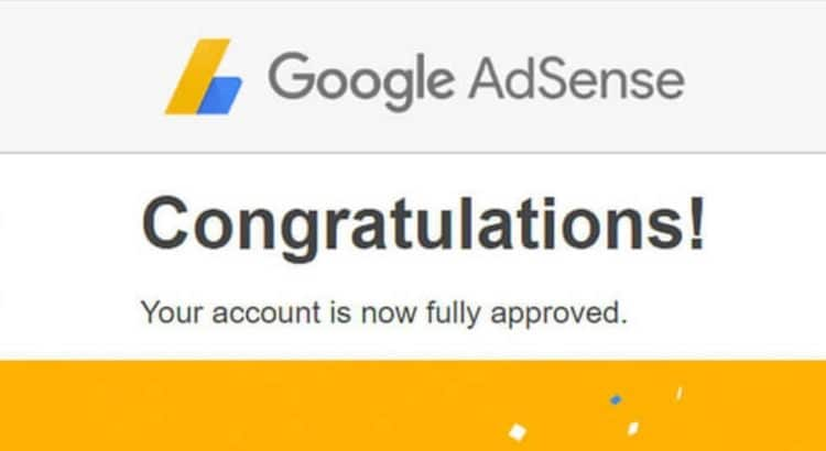Google Adsense approval within 10 days
