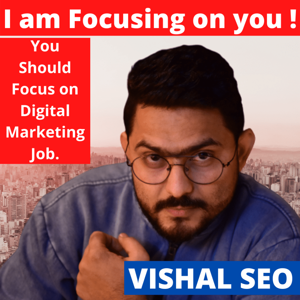 Vishal Verma : Digital Marketing Trainer in Meerut